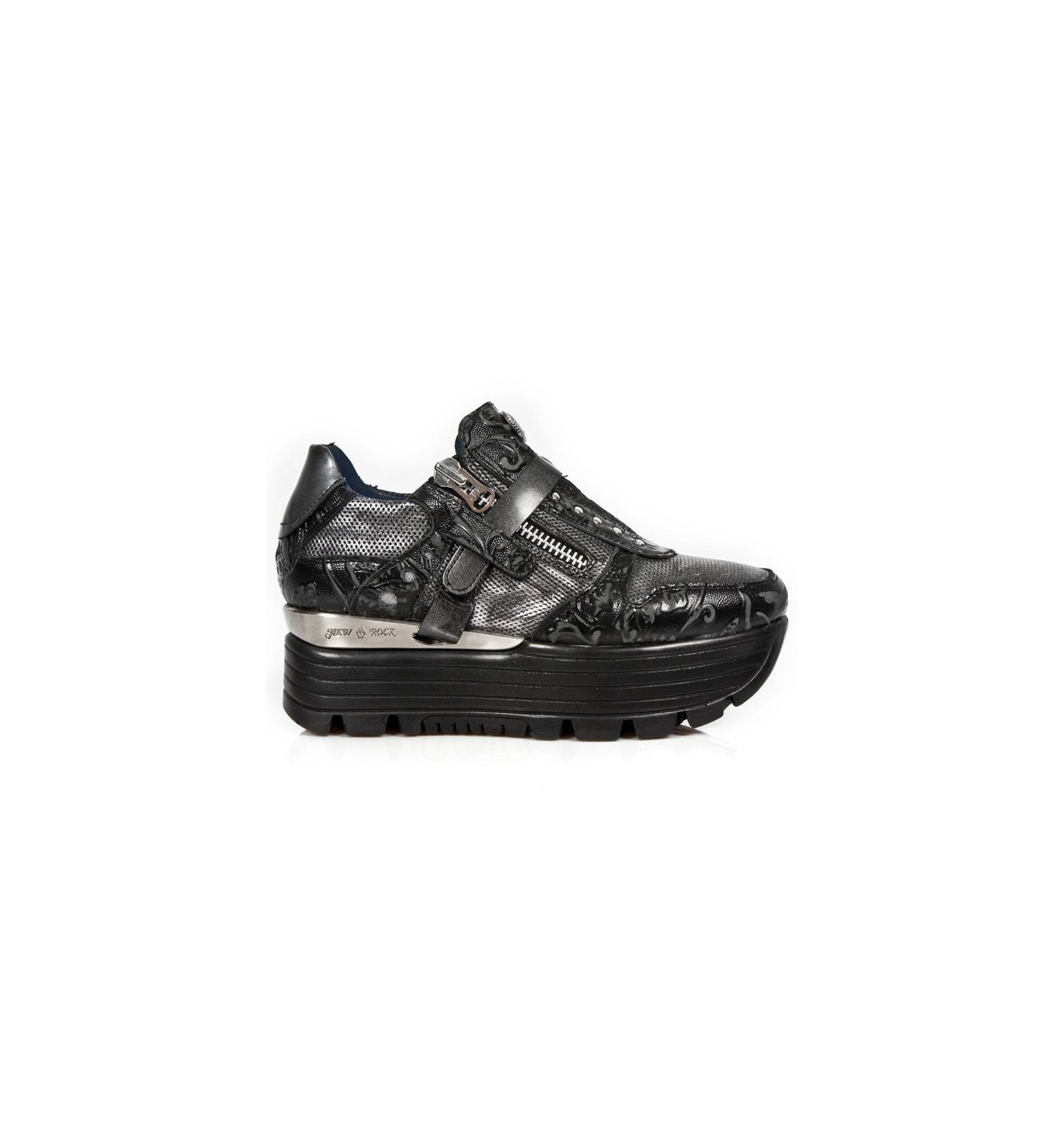 b9efbc7ffb7 URBAN018-S3 Zapatos Urban New Rock - Gothic-Zone