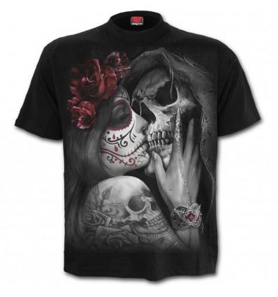 Camiseta manga corta chico DEAD KISS
