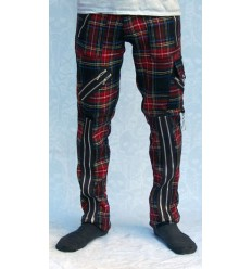 ميزان الحرارة يشبه حفظ Pantalones Cuadros Escoceses Punk Mujer Ffigh Org