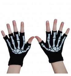 BGG Gloves Black / White