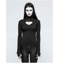 black Gothic top by PunkRave