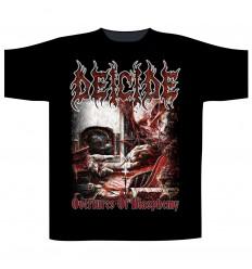 Deicide 'Overtures of Blasphemy' T-Shirt
