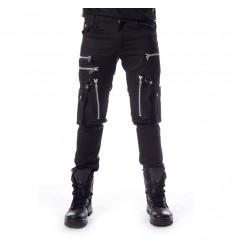 ANDRE PANTS - BLACK