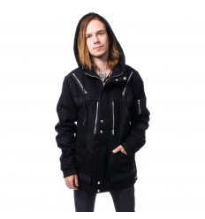 HARRISON JACKET - BLACK