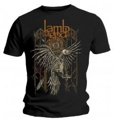 LAMB OF GOD UNISEX TEE: CROW