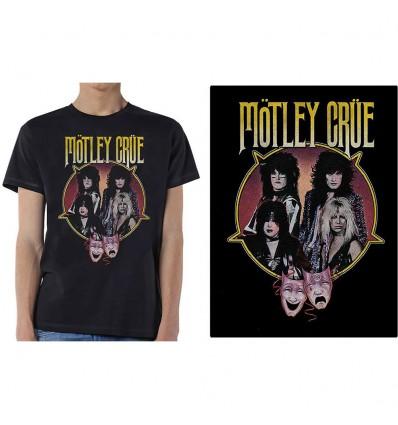 Camiseta hombre MOTLEY CRUE UNISEX TEE: EXQUISITE DAGGER