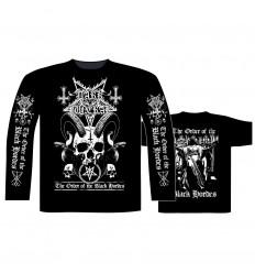 Dark Funeral 'Order Of The Black Hordes' Long Sleeve T-Shirt