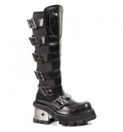HIGH BOOT METALLIC M-771-C1