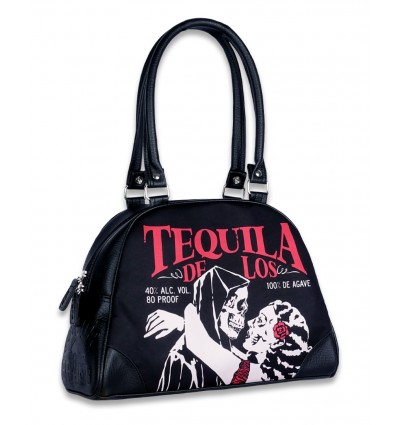 TEQUILA Bowler Bag