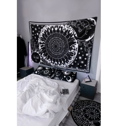 Moon Child Tapestry