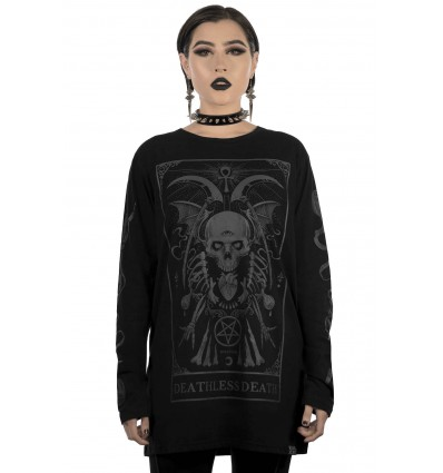 Wild At Heart Long Sleeve Top