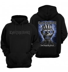 IRON MAIDEN - The Book Of Souls Hoodie