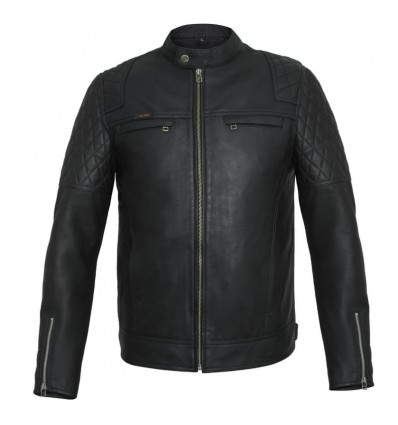 Mens Leather jacket Brando style.