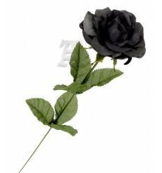 ROSE1. Black Imitation rose