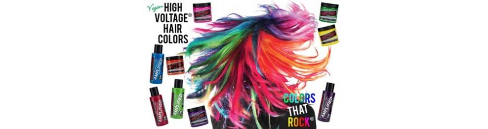 Hair Dyes & Dreads